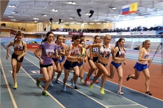 Легкоатлеты Чувашии вступят в борьбу за медали чемпионата России