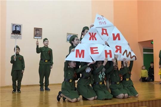 В столичных школах продолжаются мероприятия в рамках месячника оборонно-массовой и спортивной работы