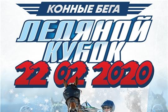 """В Чебоксарах пройдут конные бега """"Ледяной кубок -2020"""""""