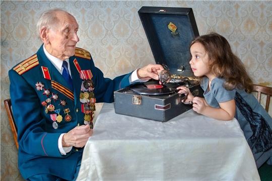 Герои моей семьи: в детских садах столицы продолжаются мероприятия, приуроченные к 75-летию Победы в ВОВ