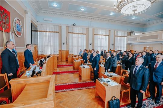 Депутаты Чебоксар проголосовали за «Город трудовой доблести»