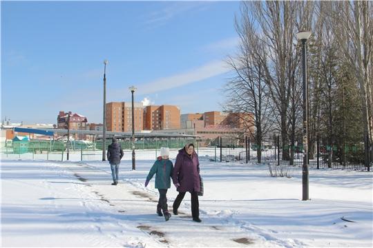 Инициативы чебоксарцев по благоустройству родного города будут реализованы