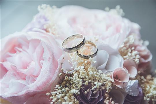 Во время нерабочей недели в Чебоксарах будут регистрировать браки