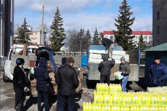 В Чебоксарах продолжаются работы по реализации мероприятий по предупреждению завоза и распространения новой коронавирусной инфекции
