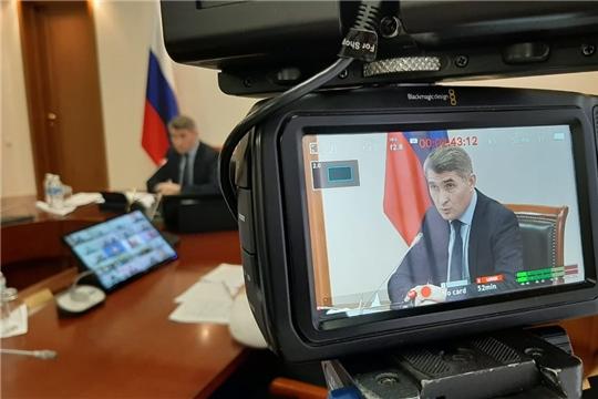 Олег Николаев ответит на вопросы бизнеса