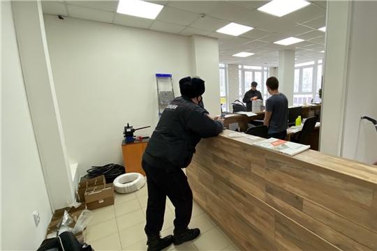 Чебоксарские предприятия торговли проверили на предмет соблюдения мер по нераспространению новой коронавирусной инфекции