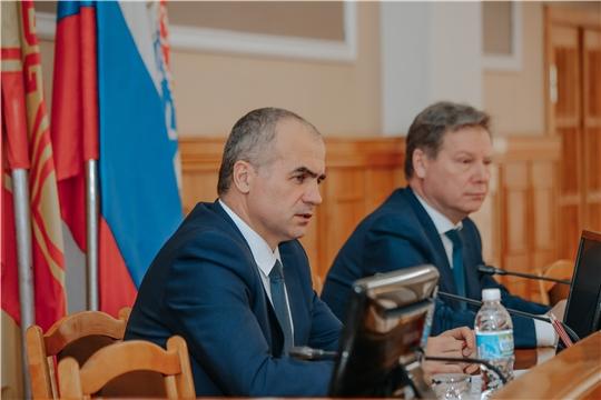 Алексей Ладыков поблагодарил чебоксарцев за соблюдение призыва оставаться дома в праздник Пасхи
