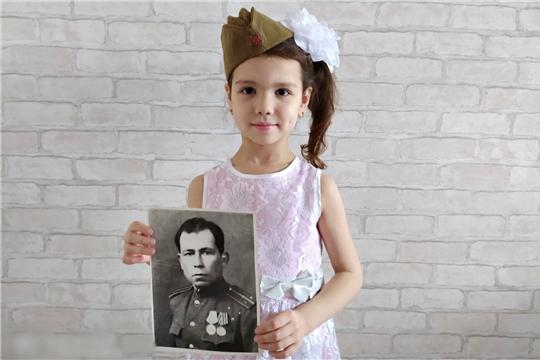 #ВместеГордимся: воспитанники детских садов столицы поддерживают общественное движение «Бессмертный полк»