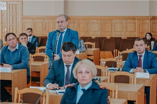 Модернизация сети уличного освещения Чебоксар позволит сэкономить около 24 млн рублей бюджетных средств в 2020 году