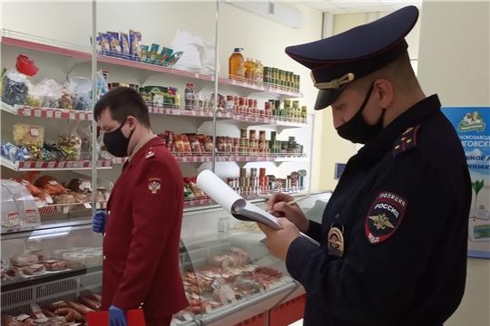 В Чебоксарах продолжается работа по нераспространению новой коронавирусной инфекции