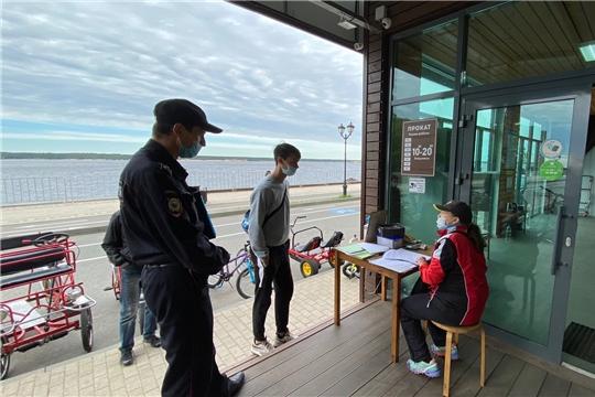 В Чебоксарах обследовано еще 42 объекта потребительского рынка