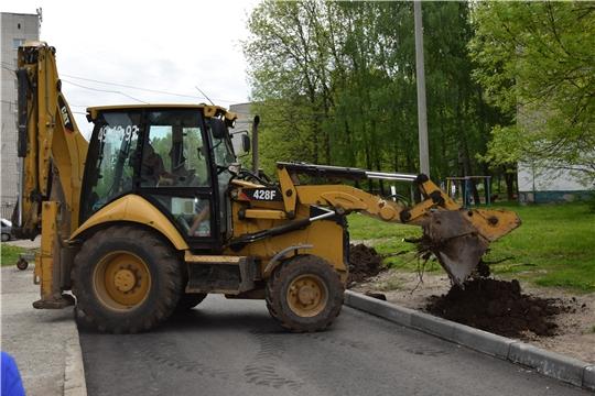 В рамках республиканского указа планируется отремонтировать дворовые территории Чебоксар