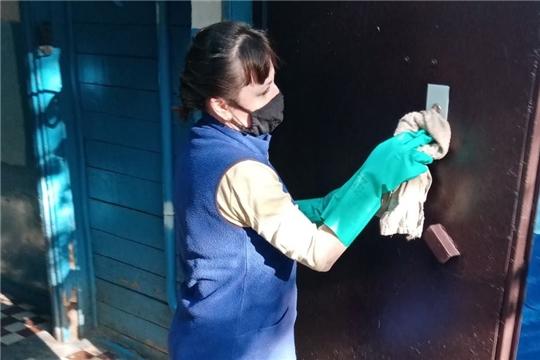 Дезинфекция многоквартирных домов в Чебоксарах