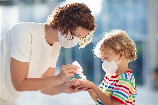 Рекомендации специалистов - как защитить детей от коронавируса