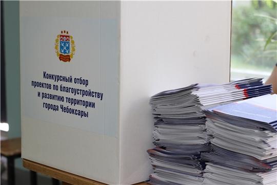 Подведены итоги рейтингового голосования по объектам благоустройства ещё одного района г.Чебоксары