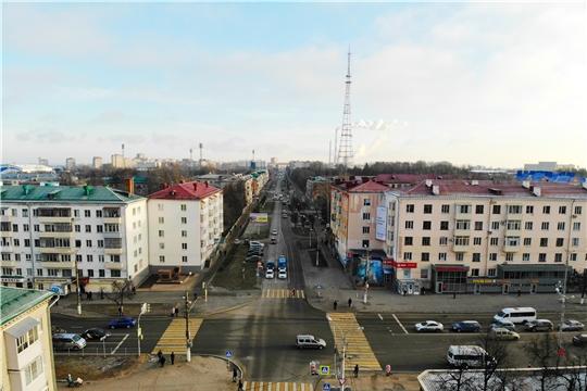 В рамках инициативного бюджетирования построят сеть уличного освещения для дворов Чебоксар