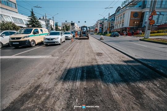 Улицу композиторов Воробьевых переделывают