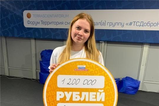 Студентки из Чебоксар выиграли грантовый конкурс