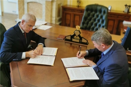 Чувашия и Минспорта России готовы работать над задачами, обозначенными Президентом страны