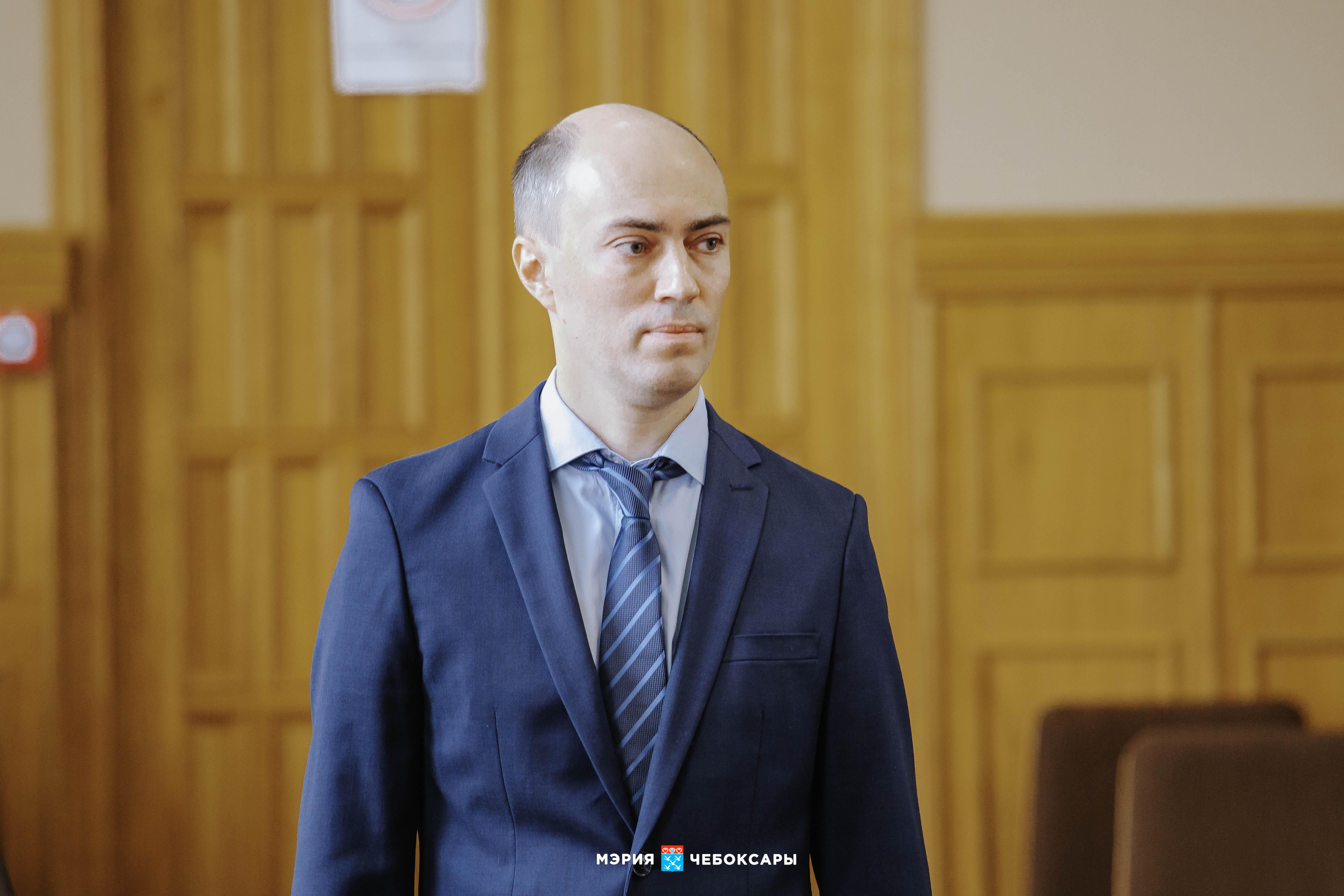 В администрации Чебоксар назначен начальник отдела транспортного обеспечения