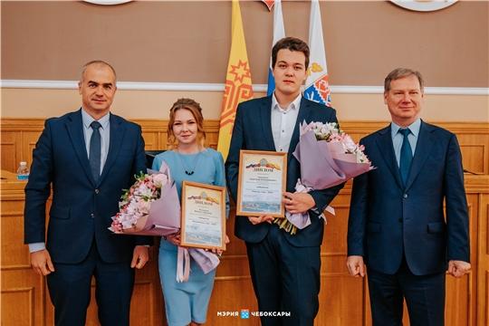 На планерке в Чебоксарах Алексей Ладыков наградил педагогов года