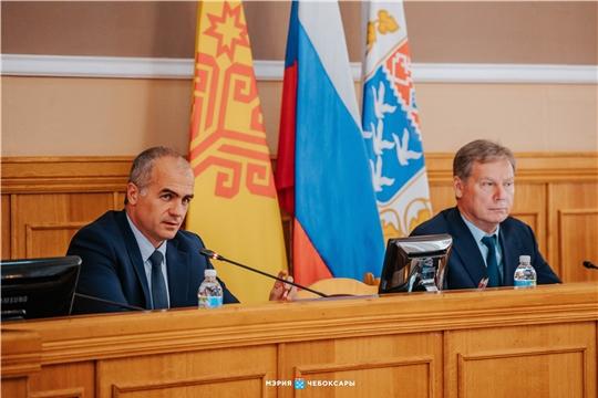 Новый контракт с главой администрации Чебоксар депутаты заключат по результатам конкурса