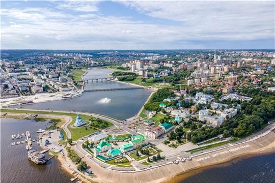 Инвестиционная программа на 2,4 млрд рублей реализуется в Чебоксарах