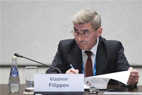 Руководство города Чебоксары приняло участие в Форуме породненных городов и муниципальных образований стран БРИКС