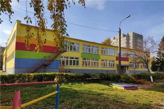 В детских садах города Чебоксары продолжается капитальный ремонт