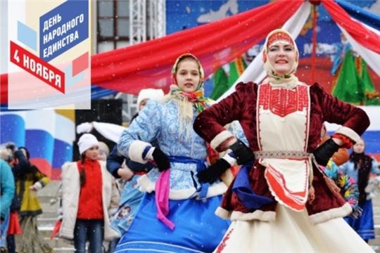 Танцуют все! Всероссийский танцевальный флешмоб поддержали в Чебоксарах