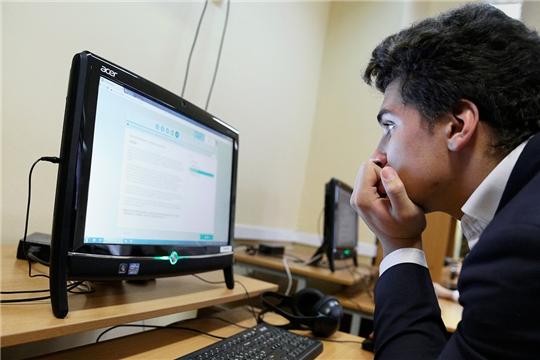В школах Чебоксар пройдет тренировочное тестирование ЕГЭ по информатике и ИКТ на компьютерах