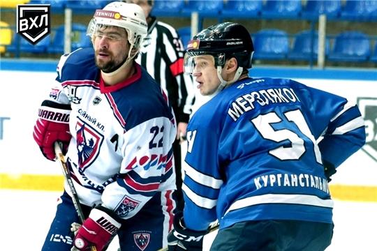 Хоккейный клуб «Чебоксары» скрестит клюшки с командой «Юниор»