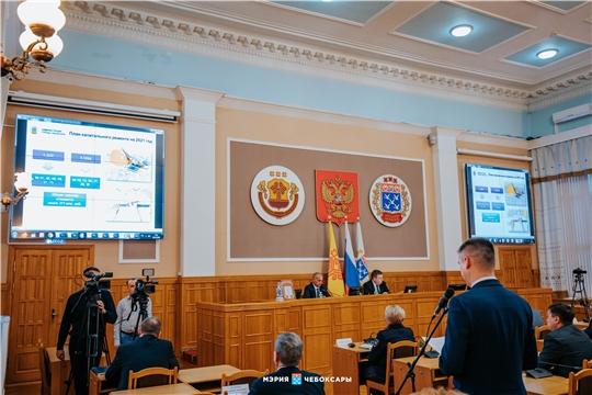 В Чебоксарах заказчиком капитального ремонта всех объектов соцблока станет муниципальное учреждение «УКСиР»
