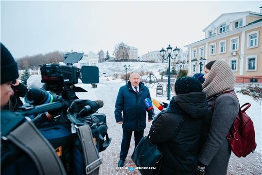 Главный архитектор города рассказал о перспективах развития чебоксарского залива