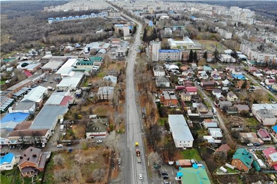 К реконструкции дороги по ул.Гражданская города Чебоксары приступает ПАО «ДОРИСС»