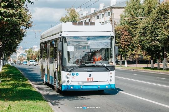 Нужно ли вносить изменения в некоторые троллейбусные маршруты Чебоксар?
