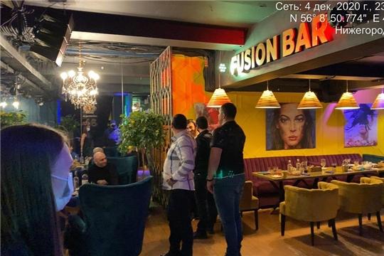 В Чебоксарах выявили нарушения в трех кафе