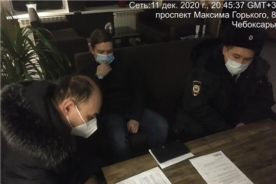 В Чебоксарах по обращениям горожан проверены заведения: выявлены нарушения