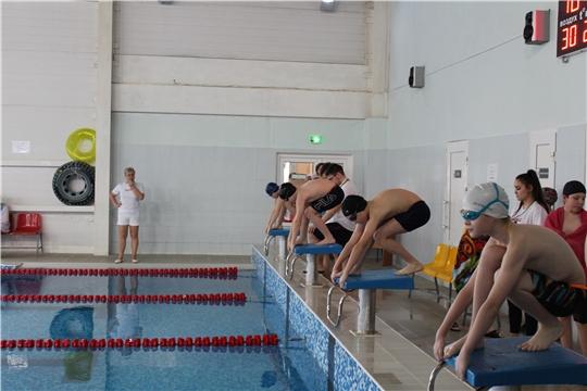 Декада спорта и здоровья в городе Канаш продолжилась масштабными «Рождественскими заплывами»