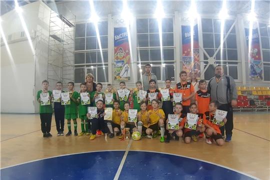 Игры Первенства России по мини-футболу в Чувашской Республике среди команд общеобразовательных организаций возглавили рейтинг наиболее массовых соревнований в г. Канаш в январе