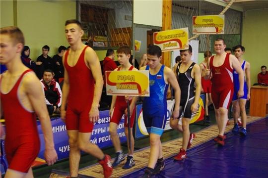 Сборная команда города Канаш в числе лидеров по итогам состоявшихся в 2020 году первенств Чувашской Республики по спортивной борьбе