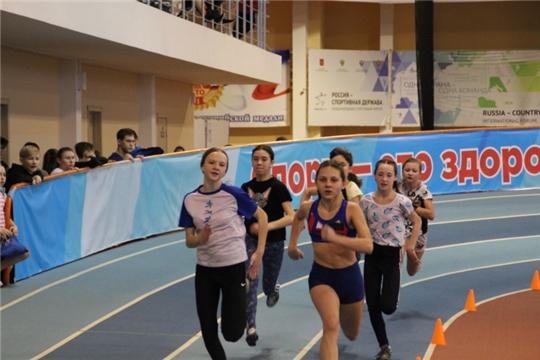 Легкоатлеты города Канаш отличились в республиканских соревнованиях по легкоатлетическому многоборью (двоеборье)