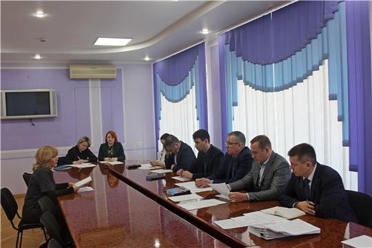 В администрации города Канаш прошел конкурс на формирование кадрового резерва для замещения должностей муниципальной службы