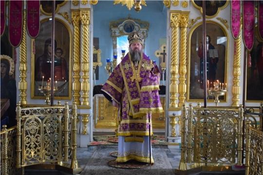 Обращение Преосвященного Стефана епископа Канашского и Янтиковского в связи с распространением коронавирусной инфекции