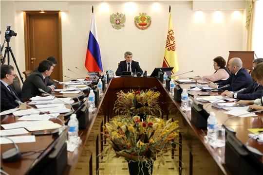 Олег Николаев распорядился подготовить указ о мерах поддержки бизнеса в условиях борьбы с COVID-19