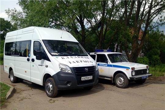 6 и 7 июня кладбища города Канаш будут закрыты для посещения