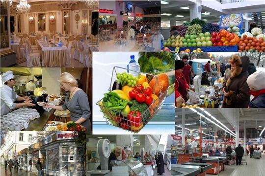 Указом Главы Чувашской Республики №166 от 20 июня 2020 года введены послабления для организаций розничной торговли и общественного питания
