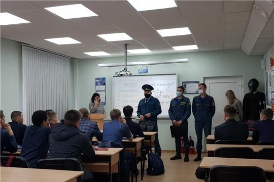 В Чувашии проходит Месячник безопасности – широкая обучающая акция для детей под эгидой МЧС России