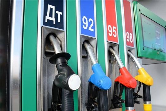 Мониторинг цен на ГСМ по состоянию на 16.11.2020 года по городу Канаш