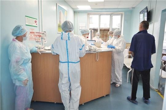 Студенты, проходящие практику в больницах Чувашии, получат социальные выплаты от 7 до 10 тысяч рублей